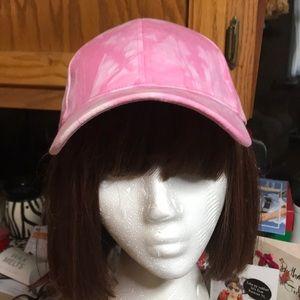 Pink ball 🧢 cap